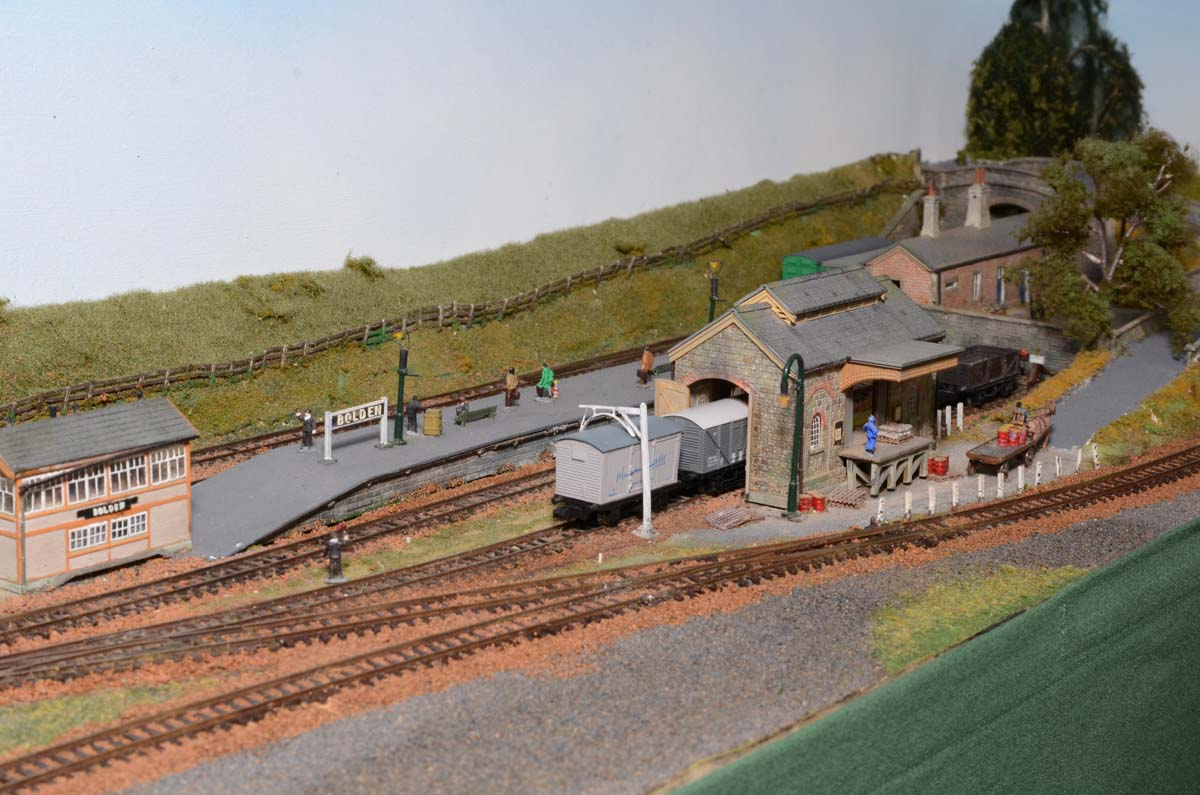 Station and Goods Yard
