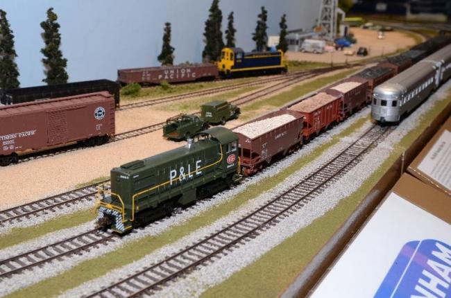 Pine Bluffs Freight Depot (HO)