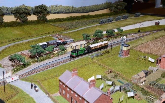 Cliddesden Station (N)