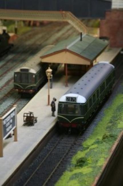 Diesel Units on Weydon Road