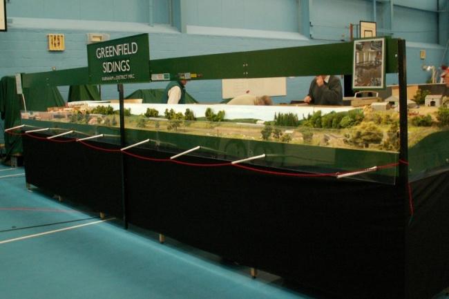 Greenfield Sidings