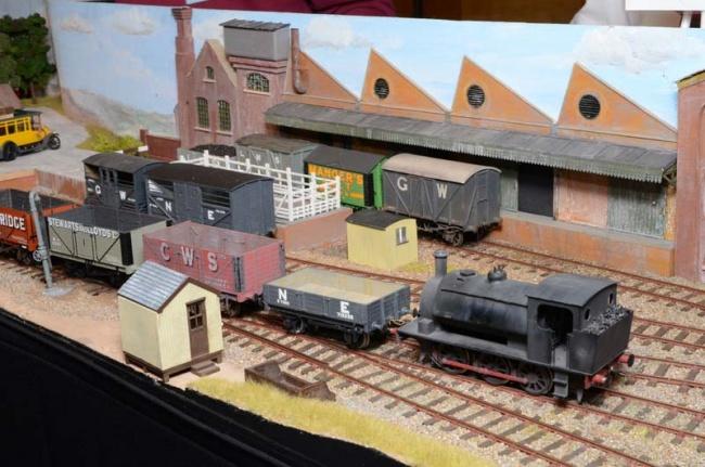 Stodden Hundred Light Railway (O)