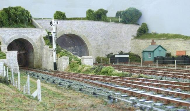Weydon Road Tunnels